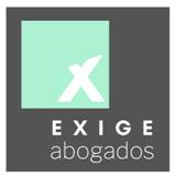 Exige abogados Logo